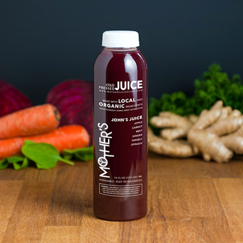 healthy cold pressed juice for detox in Bend, Oregon