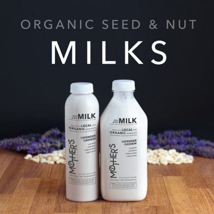 organic nut milk bend oregon