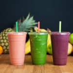 Fresh Smoothies bend or